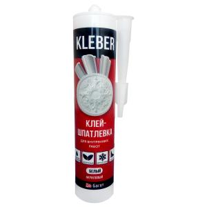 Монтажный клей-шпатлевка Де-Багет Kleber 0,5 кг