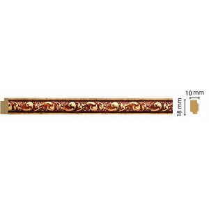 Интерьерный багет 158-552 в Казани