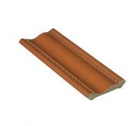 цветная лепнина плинтус Decomaster180-53 размер 42х42х2400