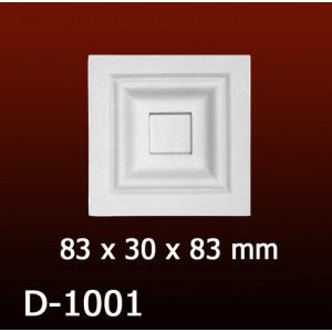 Дверной декор D1001 (83*30*83) OptimalDecor в Казани
