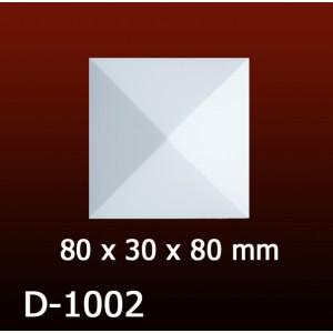 Дверной декор D1002(80*30*80) OptimalDecor в Казани