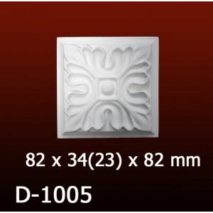 Дверной декор D1005(82*34/23*82) OptimalDecor в Казани