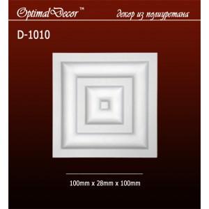 Дверной декор D1010 (100*28*100) OptimalDecor в Казани