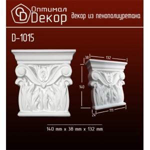 Дверной декор D1015(140*138*32) OptimalDecor в Казани