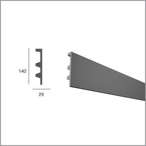 Профиль для светодиодной подсветки KF 505