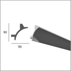 Профиль для светодиодной подсветки KF 703