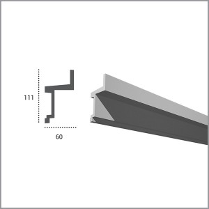 Профиль для светодиодной подсветки KF 705