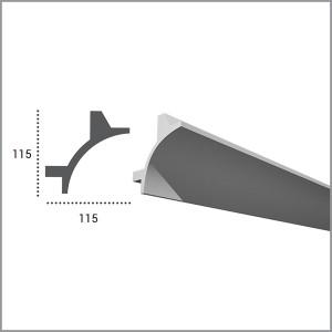 Профиль для светодиодной подсветки KF 706