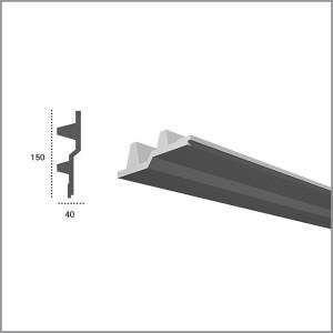 Профиль для светодиодной подсветки KF 709