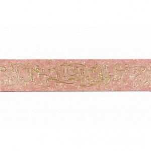 Декоративная панель цветная лепнина N10 -34 (100х6х2400мм)/30