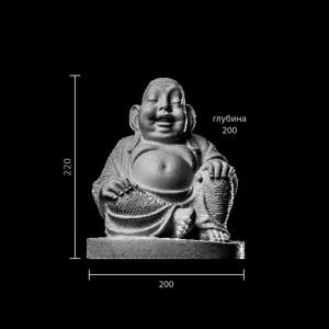 Статуя Маленький Будда ST-014