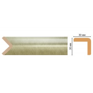 Цветной угол  D134-373 (30*30*2400)