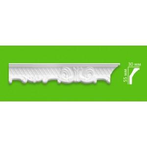 Плинтус потолочный инжекционный Villa Deco VD-41G