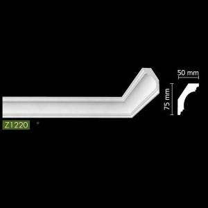 Гладкий потолочный профиль Z1220 в Казани