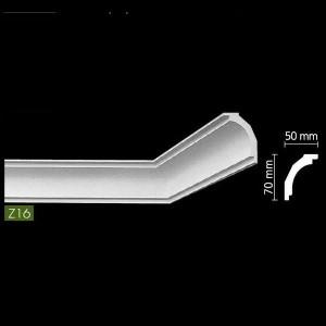 Гладкий потолочный профиль Z16 в Казани