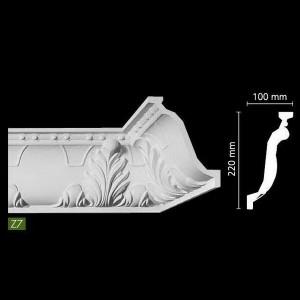 Потолочный профиль с рисунком Z7 в Казани