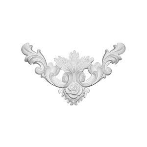Орнамент декоративный из полиуретана 1.60.031