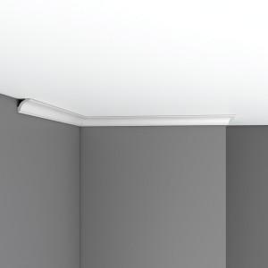 96251/100 плинтус DECOMASTER-2 (25x25x2400мм)