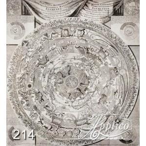 Фреска графика фр0214 в Казани