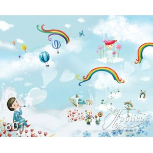 Фреска детские фр0801 в Казани