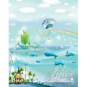 Фреска детские фр0803 в Казани