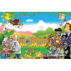 Фреска детские фр0811 в Казани