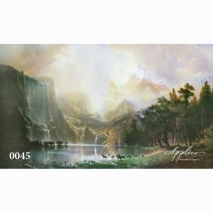Фреска классический пейзаж фр0045