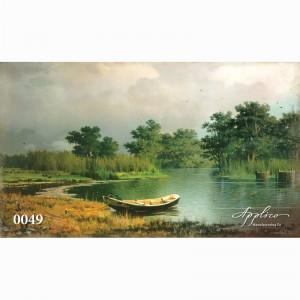 Фреска классический пейзаж фр0049
