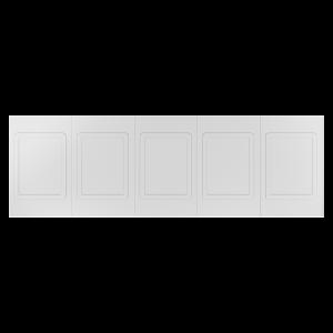 Панель UW 510 Панель д/стен 5 филенок в Казани